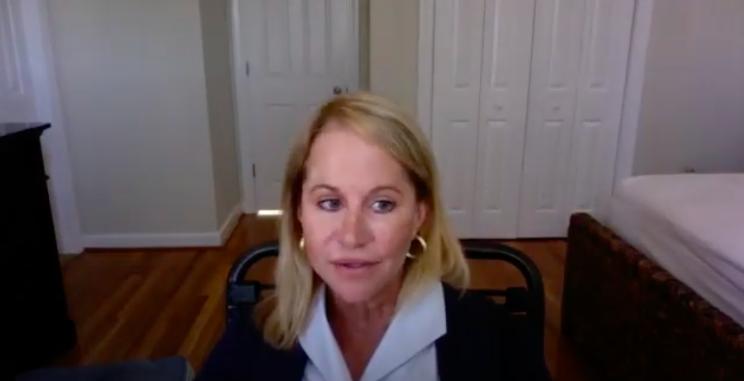 State Senator Sandy Senn Answers Community Questions on Unemployment During Zoom Webinar